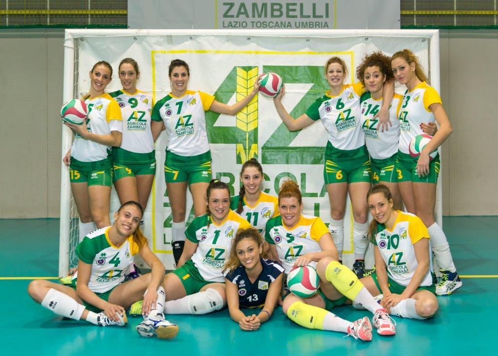 Zambelli Orvieto (squadra)